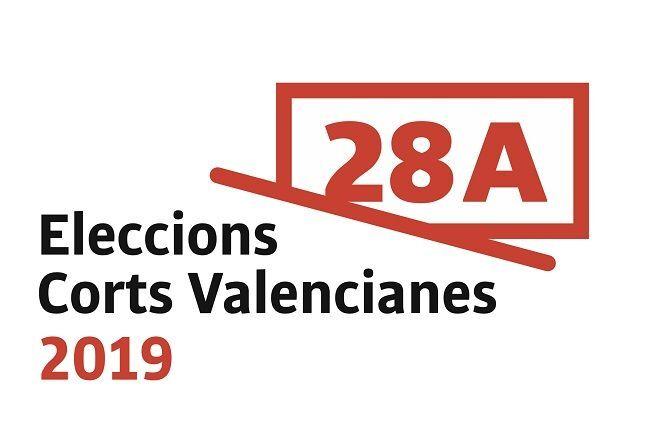 Resultado de imagen de Eleccions a Les Corts Valencianes 2019