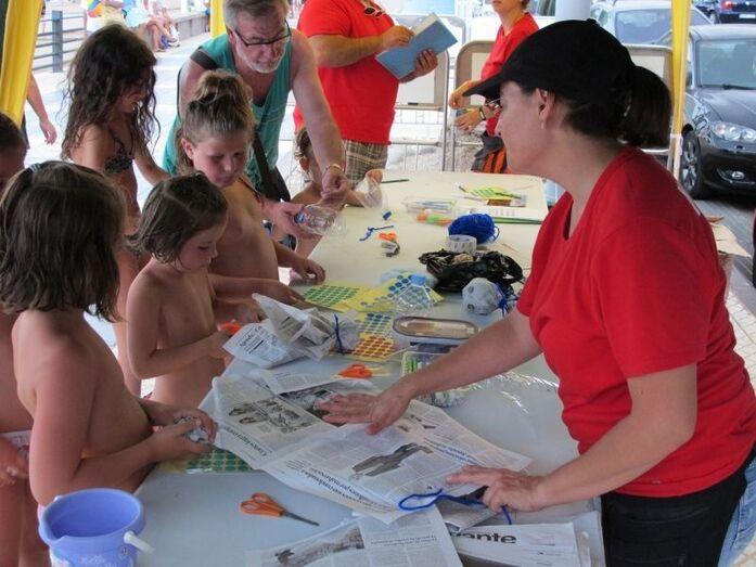Resultado de imagen de actividades medioambientales oropesa del mar